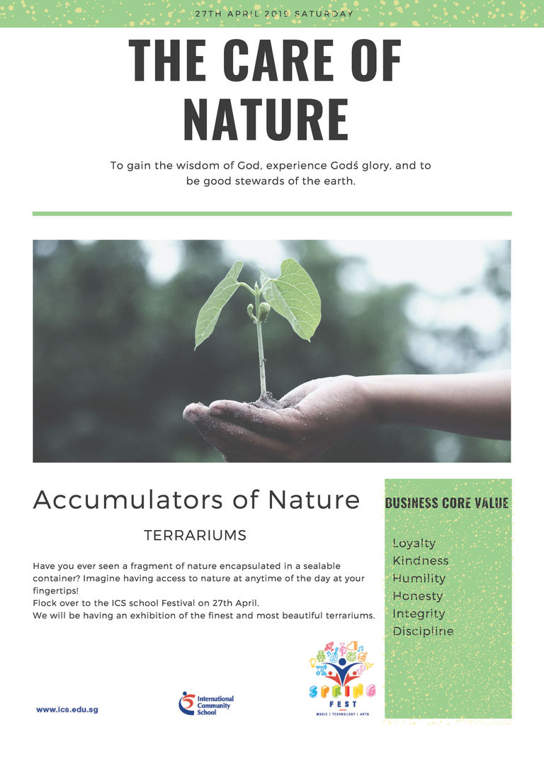 Accumulators of Nature