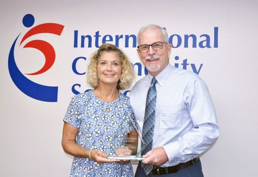 ICS Educators Receive Prestigious Award from Asbury University