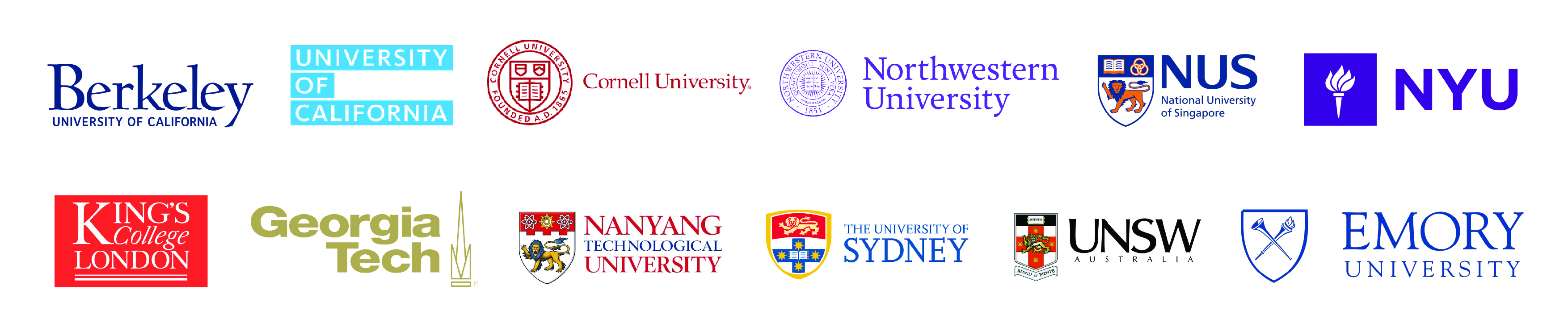 List of colleges that ICS Singapore graduates have attended